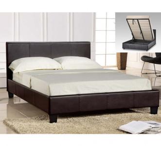 prado-faux-leather-bed