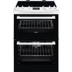zanussi-double-oven-electric-cooker