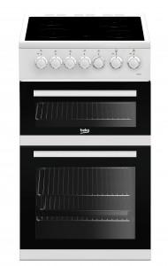 beko-50cm-double-oven-electric-cooker